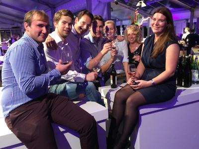 Team Vin Munnen Chateau Maestricht